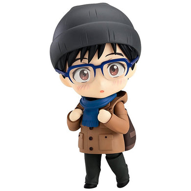 Yuri Katsuki Casual Ver. Yuri on Ice Nendoroid 849