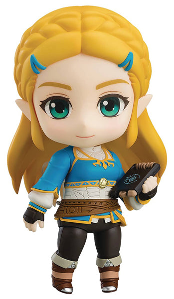 Zelda Breath of the Wild Version Nendoroid 1212