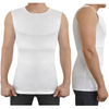 Funkybod Sleeveless White Undershirt