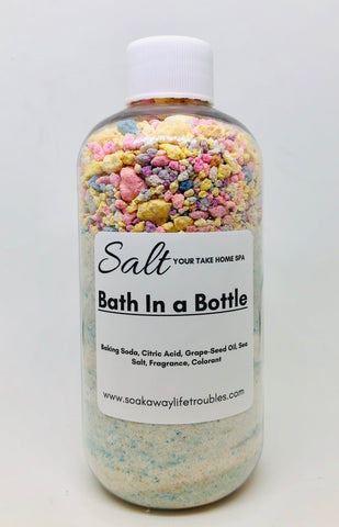 Bath In a Bottle
