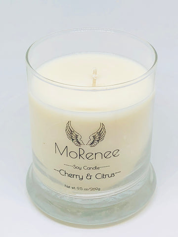 MoRenee Candle - Salt Artisan Bath & Body Creations