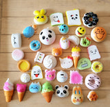 10 pcs Squishy Lot