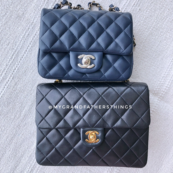 Chanel Square Mini - The Ultimate Showdown