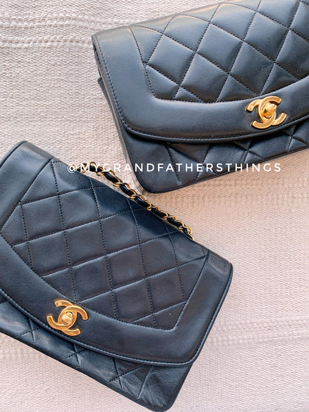 Vintage Chanel Diana: the original design