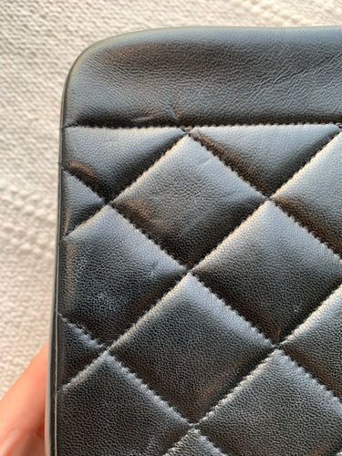 Angeline, 4 series small black lambskin Diana - My Grandfather's Things