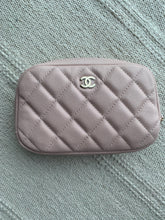Chanel light pink small caviar makeup pouch - My Grandfather's Things