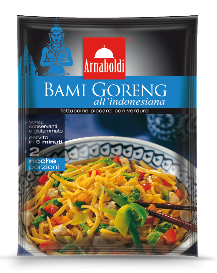 Bami Goreng all'indonesiana