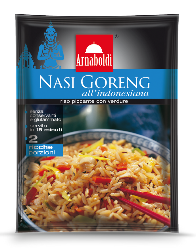 Nasi Goreng all'indonesiana