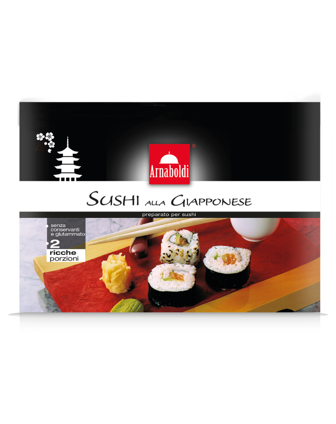 Sushi alla Giapponese