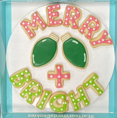 Merry & Bright Christmas Cookies
