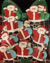 Sweet Santa Hand-Decorated Sugar Cookies