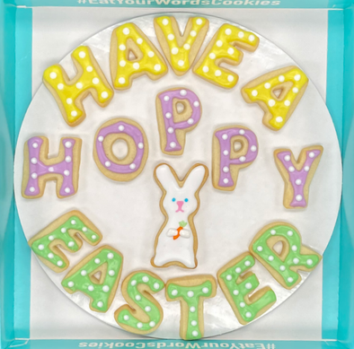 Have a Hoppy Easter Cookies