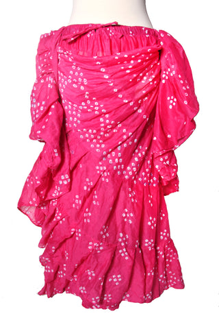 Jaipur Skirt  Bright Pink 25 yards