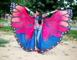 Butterfly Silk ISIS Wings multi