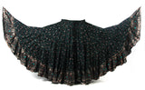 Block Print Skirt Sparkle