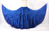 Aishwarya Skirt Royalblue