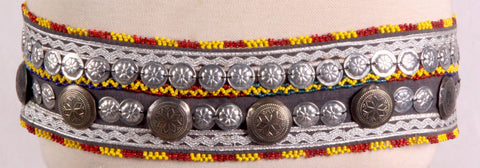 Tribal Kuchi Amulet Belt