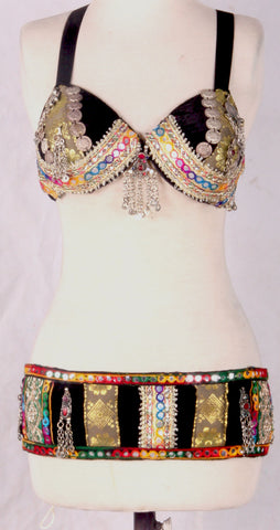 Marrakesh Bra Belt Black
