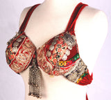 Marrakesh Bra Belt Red