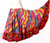 Chunri skirt multi design