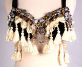 Tassel Bra Belt Set