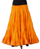 Padma Ashwarya skirt Yellow