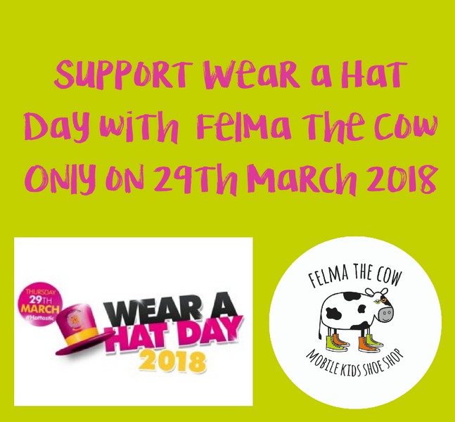 Wear a Hat Day 2018