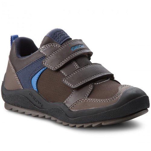 GEOX Artach Double Velcro Shoes