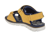 Primigi Boys Textile Sandals - Yellow