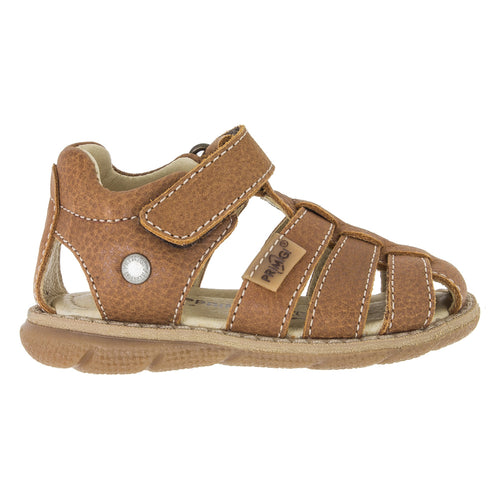 Primigi Boys Leather Closed Toe Sandals