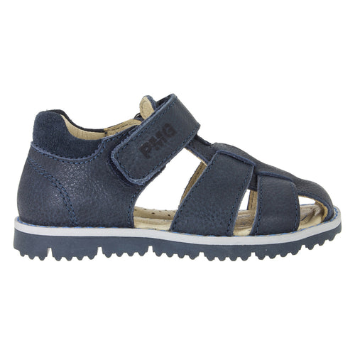 Primigi Boys Closed Toe Leather Sandals