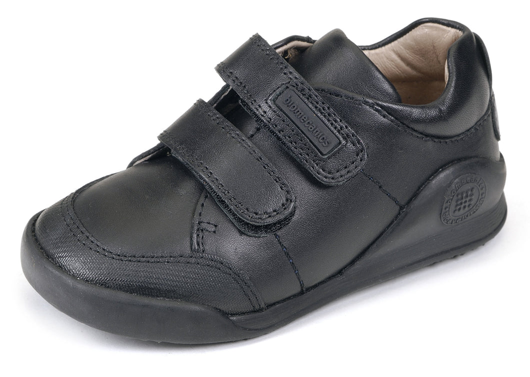 Biomecanics Eliot Boys Leather School Shoes