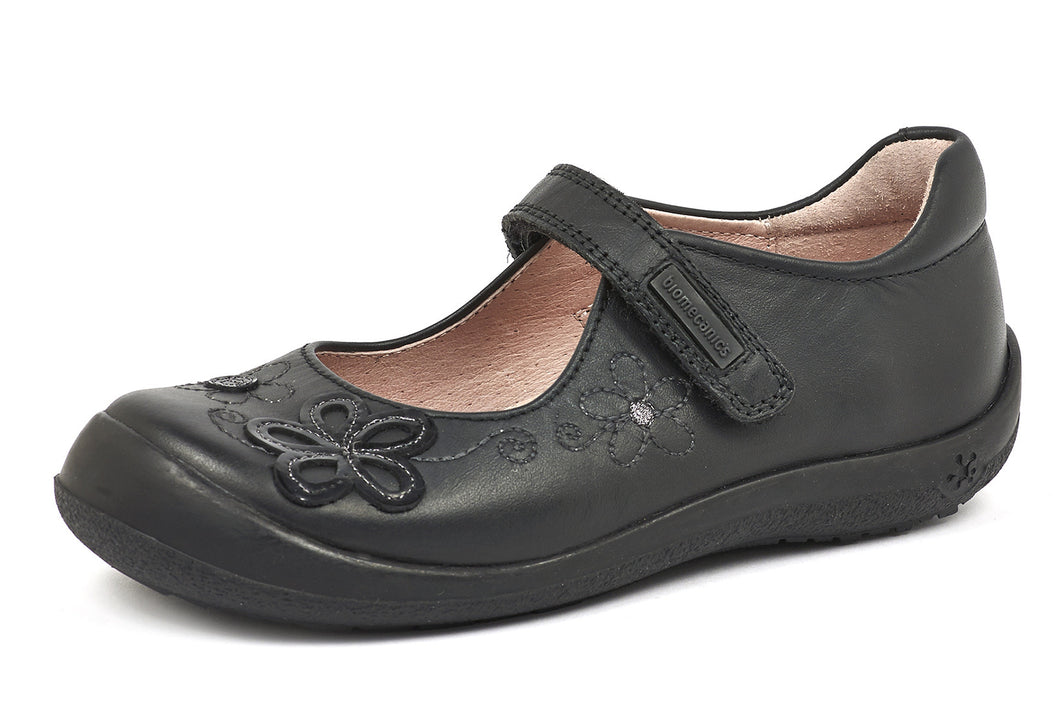 Biomecanics Girls School Shoes Mercedes Flores (Leather)