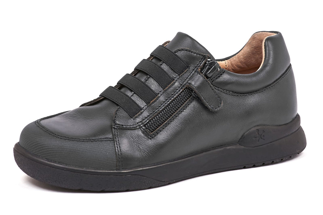 Biomecanics Edward Leather Boys School Shoes