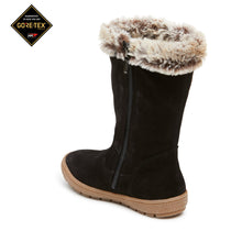 "Primigi ""Snowflake"" Girls Black Boots with warm padding"