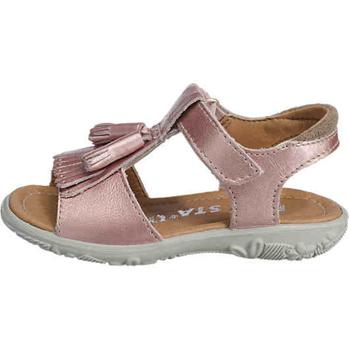 Ricosta, Celine - Girls Leather Sandals, Pink
