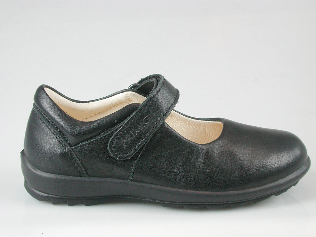 Primigi Ivy Girls Leather Plain School Shoes