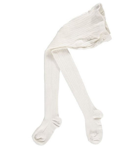 Condor Childrens Tights - Cream