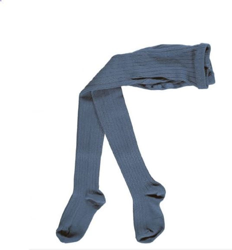 Condor Childrens Tights - French Blue