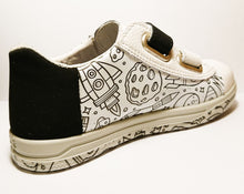 Ricosta Palo Space Shoes - White & Black