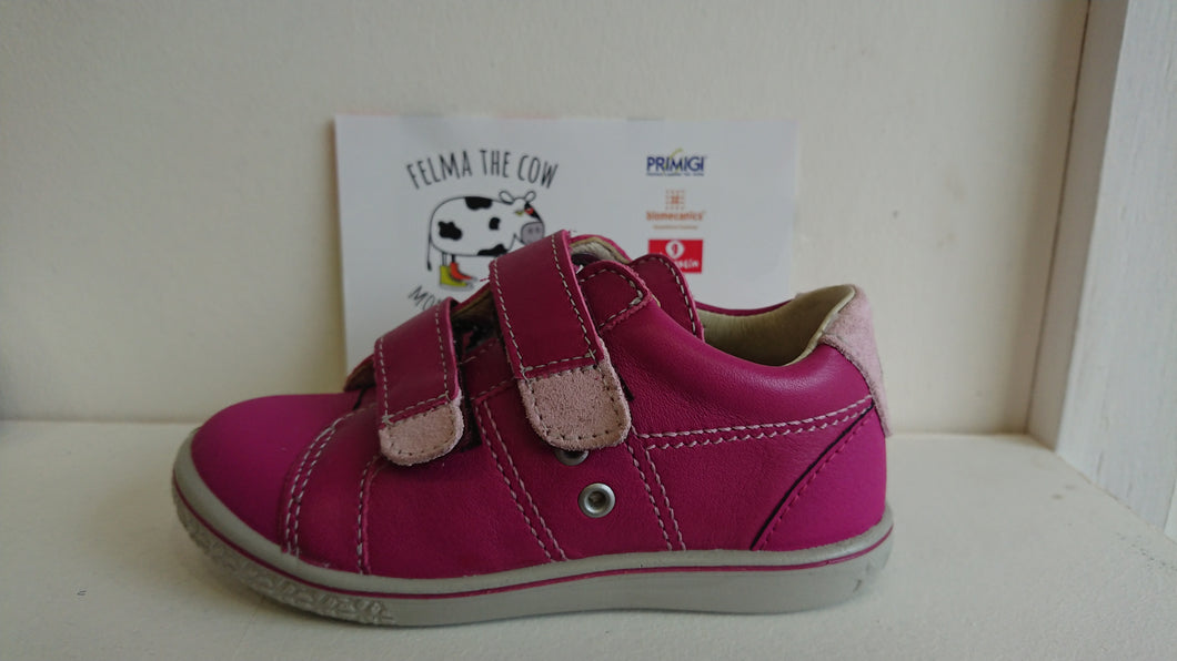 Ricosta Nipy Pop (Pink) Girls Trainers