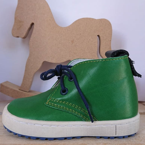 Emel Green Lace up shoes