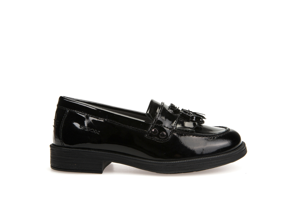 GEOX JR AGATA Loafer Patent