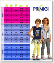 Primigi 'Hammer' Boys Leather School shoes