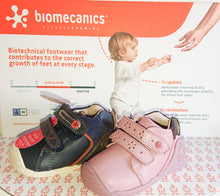 Biomecanics Girls Toddler Shoes in pink