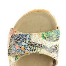 Emel Junior Mosaic Leather Sandals
