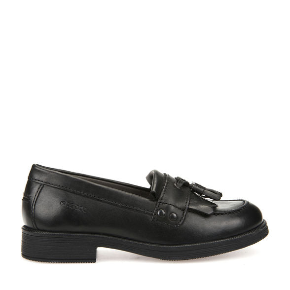 a723b6f1db9 GEOX JR AGATA Loafer Leather – Felma The Cow