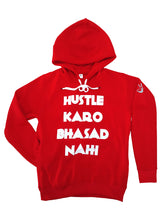 The Hustle-Bhasad Hoodie-Red (Pre-Order Dispatch Date-5th April)