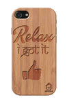 Bamboo Wood Sameer Edition for I Phone 7