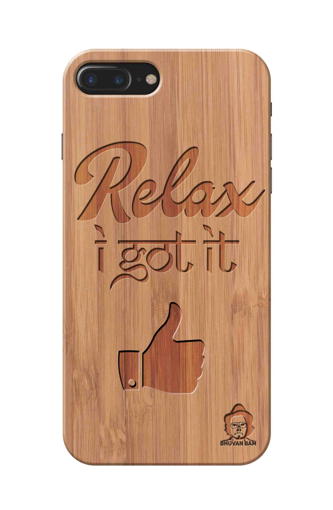 Bamboo Wood Sameer Edition for I Phone 7 Plus